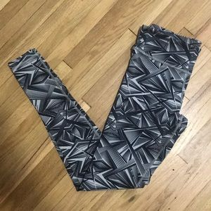 Zumba full length leggings